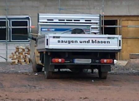 BlasSauger-Transporter
